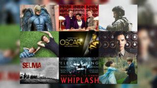El domingo es la entrega de los premios Óscar: conoce a los favoritos