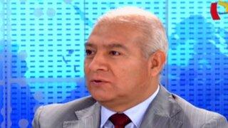 """Wilfredo Pedraza: """"Las discrepancias con Urresti las tratamos en privado"""""""