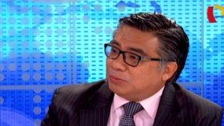 "César Nakasaki: ""La actitud del presidente Humala es inconstitucional"""
