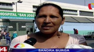 Da a luz en baño del Hospital San José por falta de atención médica