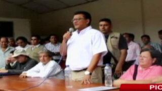 Pichanaki: diálogo accidentado tras violentas protestas