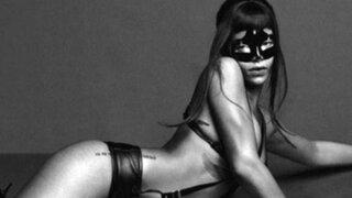 Espectáculo internacional: Rihanna muestra su lado 'sadomasoquista'