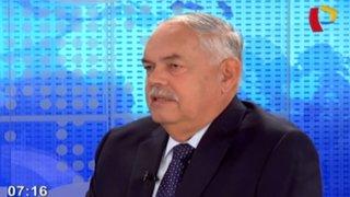 """Jorge Montoya: """"Hubo utilización política del gobierno en caso de espionaje chileno"""""""