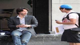 INSPIRADOR: La modesta y trágica vida del millonario actor Keanu Reeves