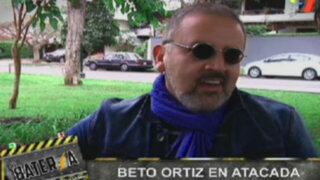 Beto Ortiz interpretará a un médico legista en la película Atacada