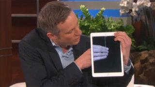 """ASOMBROSO: Conoce al """"Mago del iPad"""" y sus increíbles trucos digitales"""