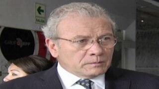 Canciller Gonzalo Gutiérrez confirma que sí hubo espionaje a favor de Chile