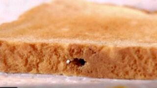 Tremenda sorpresa: familia denuncia que encontró alfiler en pan de molde