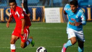 Sporting Cristal venció 3-2 a Juan Aurich en su visita a Chiclayo