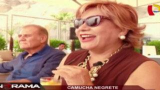 Camucha Negrete: regia a los 70