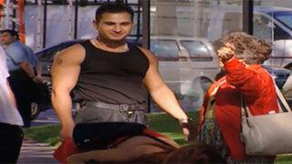 VIDEO: La hilarante broma de la minifalda que hace pecar a todos los hombres