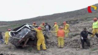 Accidentes en el interior del país dejan al menos 11 muertos y 6 heridos