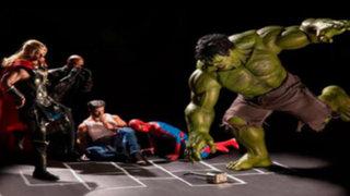 FOTOS: Conoce las secretas aventuras de los superhéroes de DC y Marvel