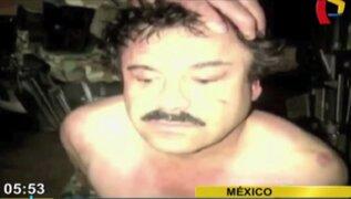 México: revelan supuesto arreglo para capturar a narcotraficante 'El Chapo' Guzmán