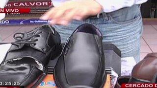 Entérese cuáles son las características de los calzados de cuero y sintéticos