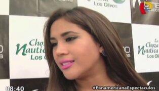 Critican vestido de Melissa Paredes: internautas elaboraron creativos 'memes'