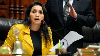 Ana María Solórzano convocó a Consejo Directivo para resolver caso Yovera