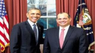 Critican nombramiento de exministro de Economía como embajador en Washington
