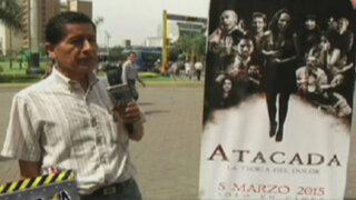 ¿Por qué ver Atacada, la película de Aldo Miyashiro?