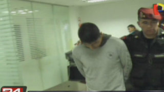 Capturan a delincuentes que asaltaban usando taxi colectivo en SJM