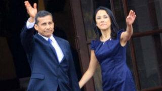 Datum: Ollanta Humala y Nadine Heredia caen en popularidad en última encuesta
