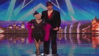 Mujer de 80 años sorprende al jurado de un programa de talentos