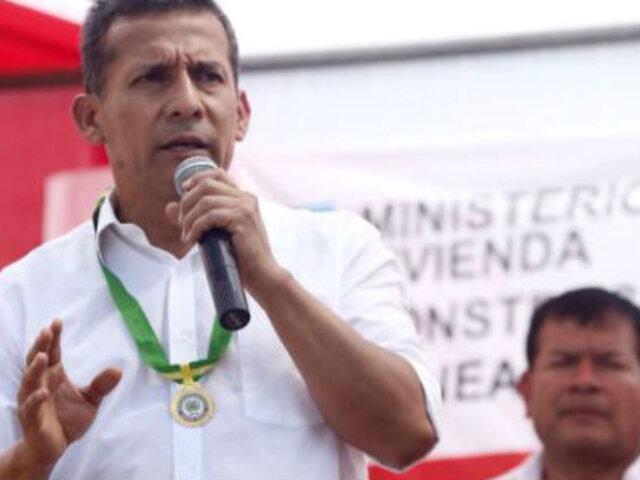 Fiscal que investiga a Nadine Heredia lamenta declaraciones de Humala