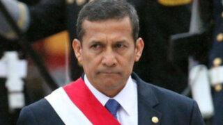 Ollanta Humala llega a 78.8% de desaprobación en agosto, según CPI