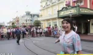 Jóvenes de 'Beca 18' integraron equipo de trabajo de Disney en Estados Unidos