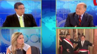 "Flores-Aráoz: ""Me sorprende que Fredy Otárola sea ministro de Justicia"""