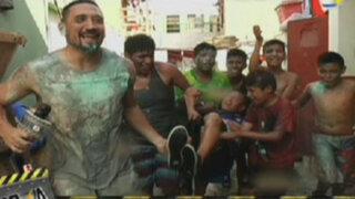 La Batería: así se celebran los carnavales en el barrio de Chacalón
