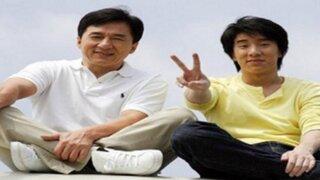 Jackie Chan asegura que su hijo 'mejoró' en prisión