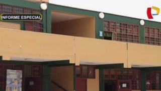 Se incrementa de manera alarmante la deserción escolar en región Callao