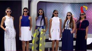 Trendy: Evolet presenta un desfile de alta costura con vestidos para verano
