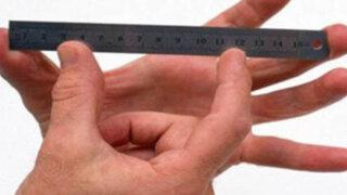 Investigadores determinan cuál es el tamaño normal del órgano sexual masculino