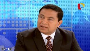 """William Paco Castillo: """"Que Urresti no haga afirmaciones por Twitter sino en persona"""""""