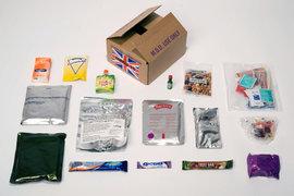 Descubre qué comen los soldados de diferentes países cuando están en combate