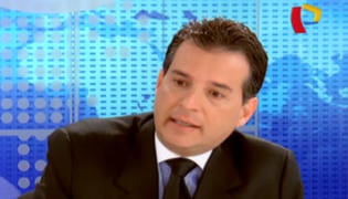 """Omar Chehade: """"No se puede dudar de transparencia del fiscal Pablo Sánchez"""""""