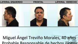 México: capturan a líder del cartel de narcotraficantes Los Zetas