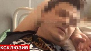 Insólito: traficantes de órganos roban los testículos de un actor ruso