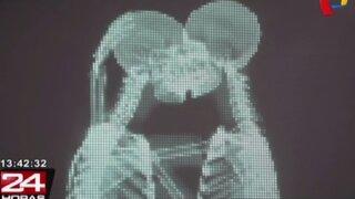 EEUU: esqueletos muestran que en el amor no hay discriminación