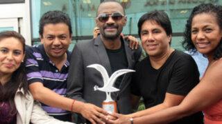'Cosa Nuestra' regresó al Perú luego de triunfar en Viña del Mar