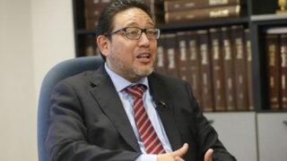 Congreso: critican destitución de fiscal del Caso Ecoteva