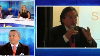 """Pedro Tenorio: """"Toledo tiene un pasivo muy grande en autoridad moral"""""""