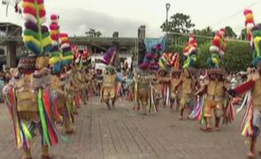 Ucayali: así festejan el carnaval en la tierra de los paisajes paradisíacos
