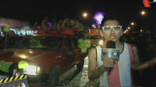 Corso del carnaval de Pucallpa: La fiesta continúa en la selva peruana