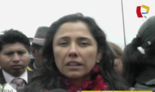 Nadine Heredia respaldó reforma electoral para fortalecer democracia