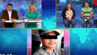 Cadete pierde pierna al ser atropellado por taxi: familia de joven exige justicia