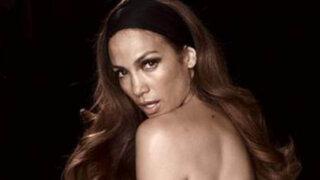 "Filtran fotografías de la cantante Jennifer López ""sin retocar"""
