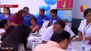 Minsa y Panamericana TV realizaron campaña de salud por el Día de la Mujer